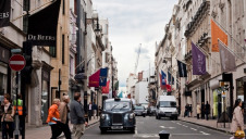 The scheme came after the Oxford Street area was found to breach annual legal limits for air pollution just days into 2018